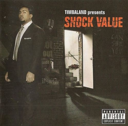 Timbaland<br>Shock Value<br>CD, S/Edition